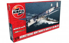 Náhled produktu - 1:72 Armstrong Whitworth Whitley GR.Mk.VII