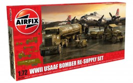 Produkt anzeigen - 1:72 WWII USAAF 8th Air Force Bomber Resupply Set
