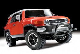 Produkt anzeigen - 1:10 Toyota FJ Cruiser 4WD CC-01 (Assembly Kit)
