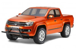 View Product - 1:10 Volkswagen Amarok 4WD CC-01 (Assembly Kit)