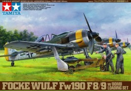 View Product - 1:48 Focke-Wulf Fw190 F-8/9 with Bomb Loading Set