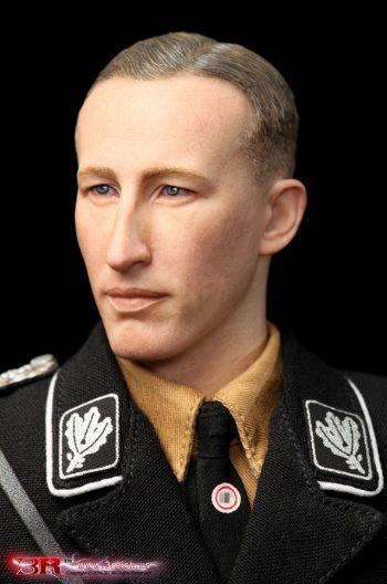 1:6 Reinhard Heydrich Operation Anthropoid Measuring Instruments