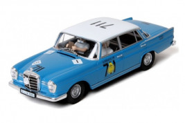 1:32 Mercedes-Benz 220SE #711, Argentina Rally 1962