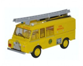 1:76 Land Rover FT6 Civil Defence