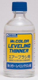 Mr. Color Leveling Thinner - ředidlo (110ml)