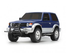 1:10 Mitsubishi Pajero Metaltop Wide 4WD CC01 (Assembly Kit)