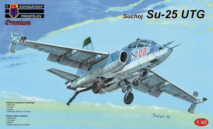 View Product - 1:48 Sukhoi Su-25UTG