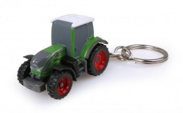 Fendt 516 Vario-Nature Green Key Chain