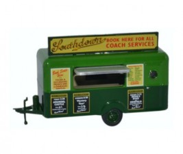 1:76 Southdown Mobile Trailer