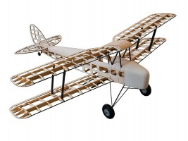 De Havilland Tiger Moth 1400mm (Kit)