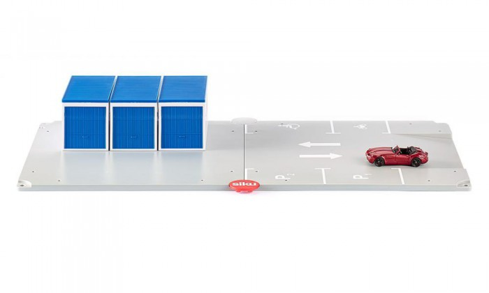 View Product - SIKU World – Garages and Parking Area