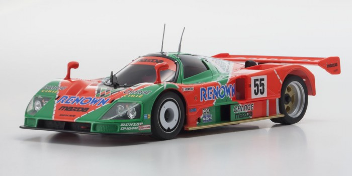 View Product - Mazda 787B No.55 LM 1991 Winner