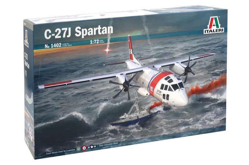 View Product - 1:72 C-27J Spartan