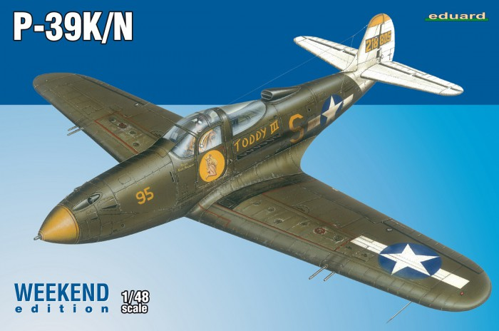 View Product - 1:48 P-39K/N (WEEKEND edition)