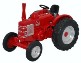 1:76 Field Marshall Tractor Red
