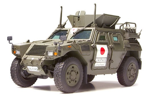 Náhled produktu - 1:35 Japan Ground Self Defense Force Light Armored Vehicle