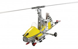 1:36 James Bond Gyrocopter ″Little Nellie″ – You Only Live Twice, 50th Anniversary
