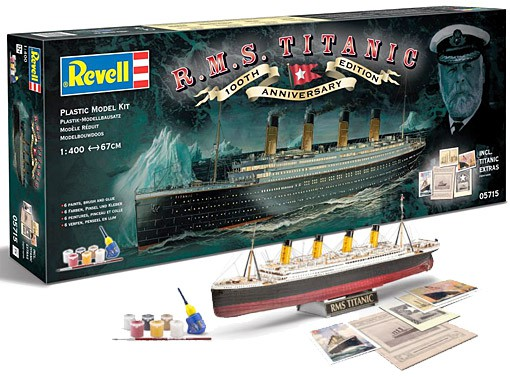 View Product - TITANIC set