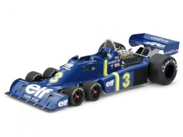 1:12 Tyrrell P34 Six Wheeler 50th Anniversary