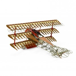1:16 Fokker Dr.I Red Baron's Airplane