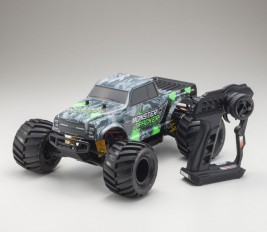 1:10 Monster Tracker 2WD EP Ready Set (Color Type 1)