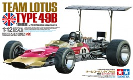 1:12 Team LotusType 49B 1968