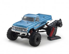 1:8 Mad Crusher VE 4WD EP Ready Set