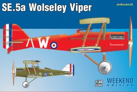 1:48 SE.5a Wolseley Viper (Weekend edition)