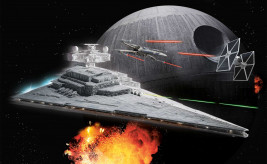 1:4000 Build & Play – Imperial Star Destroyer (Star Wars)
