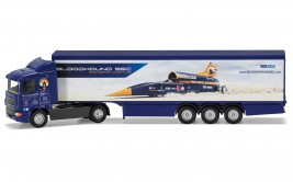1:64 BLOODHOUND SSC Super Hauler