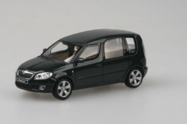 1:43 Škoda Roomster – Highland Green Metallic