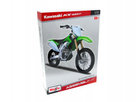 1:12 Kawasaki KX450F (Assembly Line)