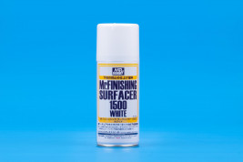 Mr. Finishing Surfacer 1500 White (170 ml)