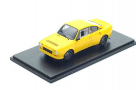 1:43 Škoda 130 RS, Plain Body Version (Yellow)