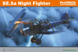 1:48 SE.5A Night Fighter (ProfiPACK edition)