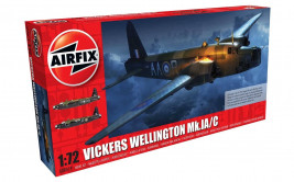 1:72 Vickers Wellington Mk.Ia/Mk.Ic