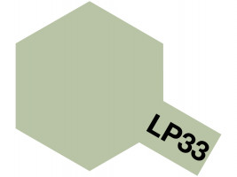 Tamiya Lacquer Paint LP-33 – Gray Green, IJN (10ml)