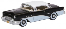 1:87 Buick Century 1955 Black White