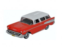 1:87 Chevrolet Nomad 1957 Rio Red/Arctic White