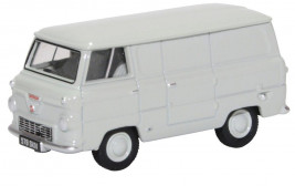 1:76 Ford 400E Van Cargo Grey