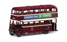 1:76 Guy Arab II Burton Corporation, Burgundy and Cream, Anglesy Road