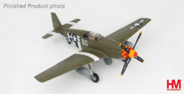 1:48 North American P-51B Mustang, USAAF 357th FG, Kenneth Graeff