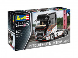 1:24 Mercedes-Benz Actros MP4