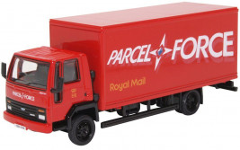 1:76 Ford Cargo Box Van Parcelforce
