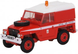 1:76 Land Rover 1/2 Ton Lightweight RAF, Red Arrows
