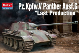 1:35 Pz.Kpfw.V Panther Ausf. G