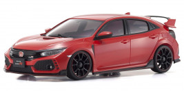 Mini-Z FWD: Honda Civic Type R (Flame Red) s vysílačem KT-531P