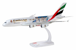 1:250 Airbus A380-861, Emirates, Real Madrid C.F. 2018 (Snap-Fit)