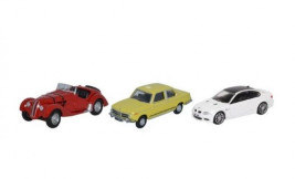 1:76 BMW 3 Piece Set