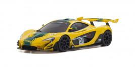 Mini-Z RWD McLaren P1 GTR Yellow Green s vysílačem KT-531P 2e2921e1640